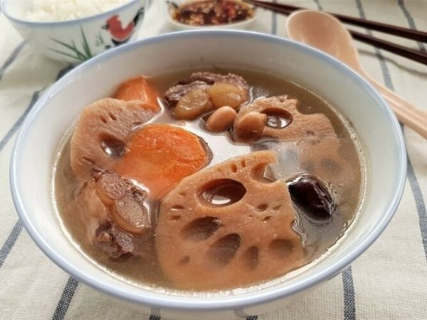 Healthy Soups for Babies